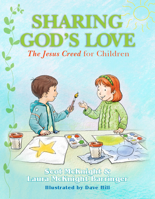 Sharing God's Love- The Jesus Creed for Children.jpg