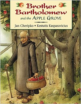 Brother Bartholomew and the Apple Grove .jpg