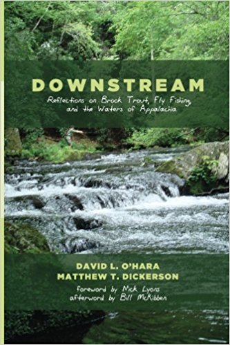 Downstream- Reflections on Brook Trout, Fly Fishing .jpg