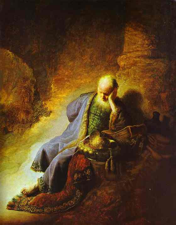 Jeremiah Mourning by Rembrandt .jpg
