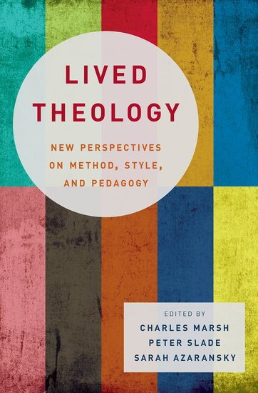Lived Theology- New Perspectives on Method, Style and Pedagogy .jpg