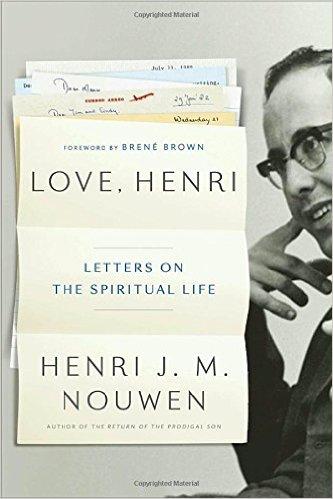 Love, Henri- Letters the Spiritual Life.jpg