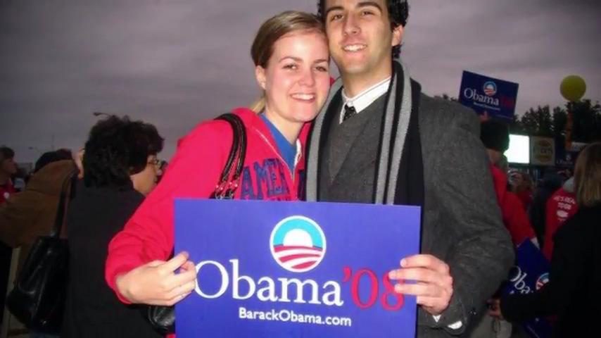 Michael Ware + Obama sign.jpg