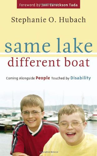Same Lake Different Boat- Coming Alongside People Touched by Disability.jpg