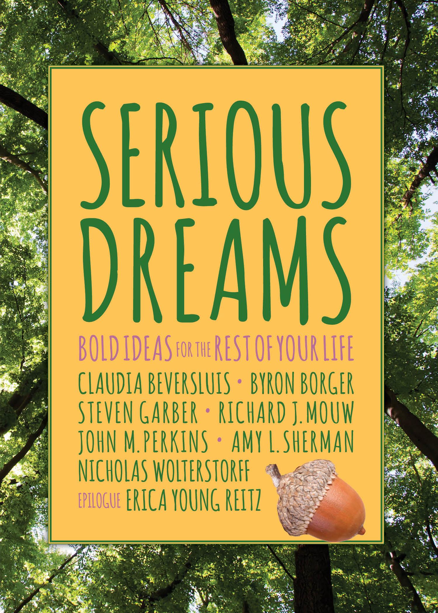 Serious Dreams cover.jpg