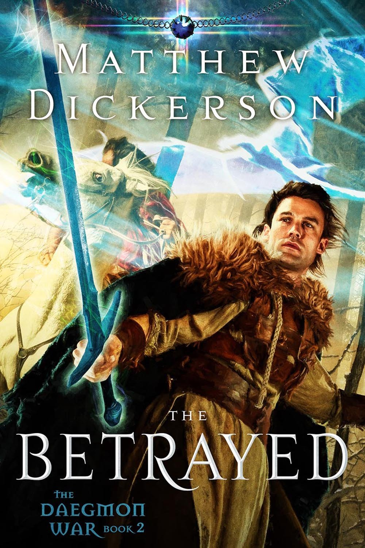 The Betrayed  The Daegmon War- Book 2.jpg