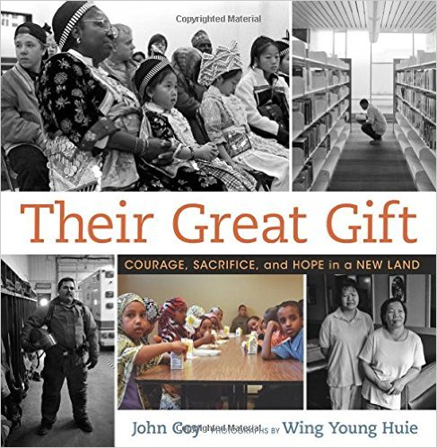 Their Great Gift- Courage, Sacrifice, and Hope in a New Land John Coy,.jpg