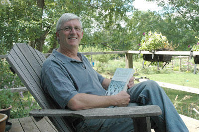 Walsh on outdoor chair.jpg