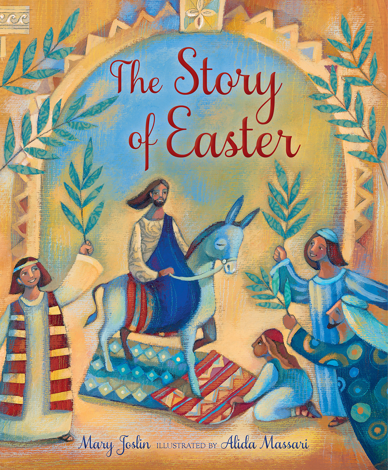 he Story of Easter Mary Joslin illustrated by Alida Massari (Lion Press).jpg