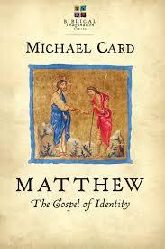 matthew- the gospel of identity.jpg