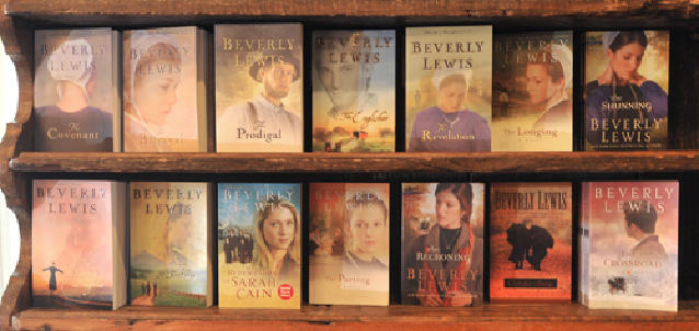 row of Bev Lewis books.jpg